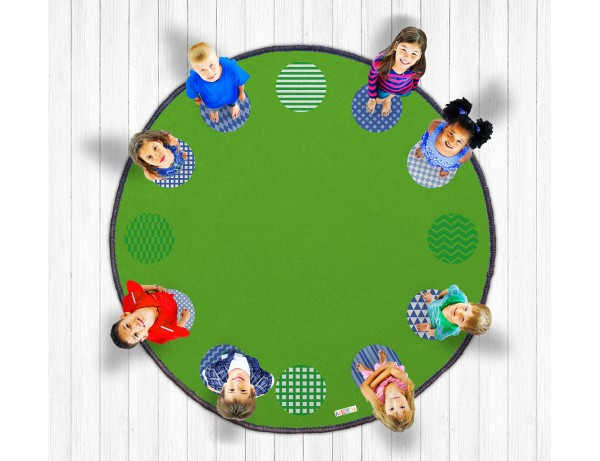 Circle Placement Mat - 200cm