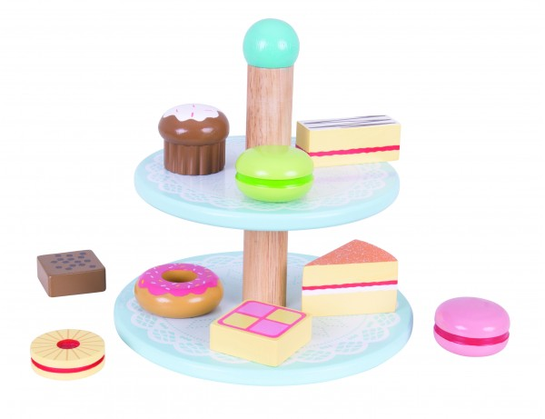 Cake Stand 9 Cakes