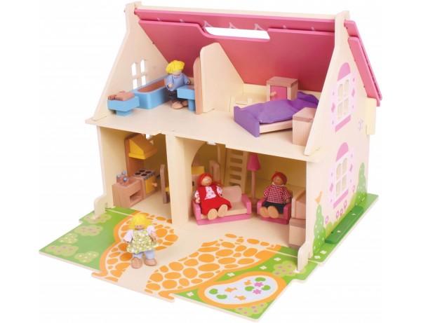 Blossom Cottage Dolls House
