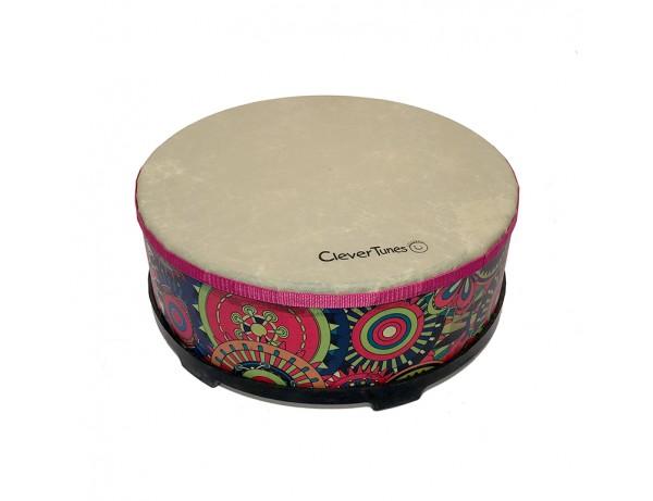 Large Floor Drum - CleverTunes
