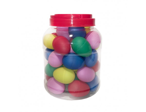 Egg Shaker Set (40 pcs) - CleverTunes