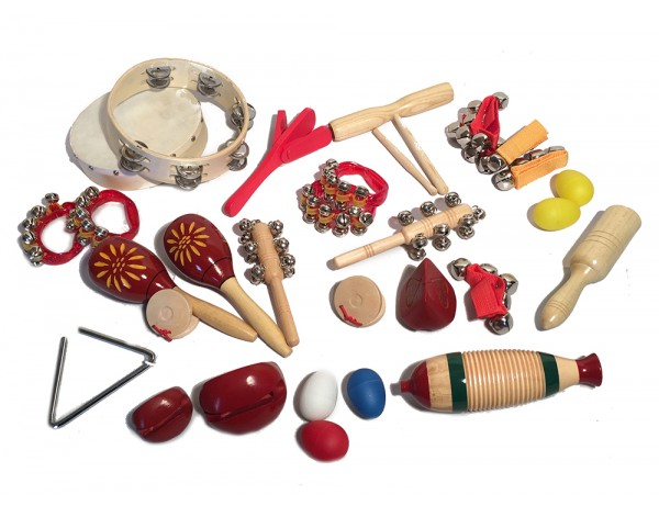 Large Percussion Set - CleverTunes