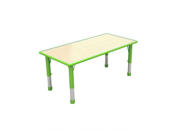 Afterschool Hi Lo Adjustable Rectangular Table