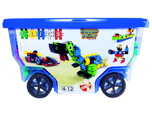 Blue Roller Box - 400 Pieces