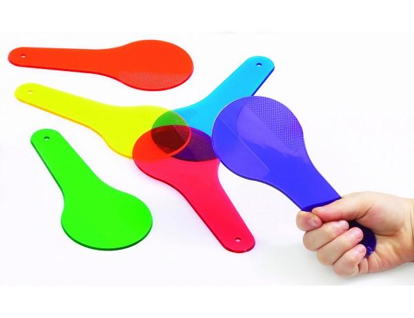 Colour Paddles (Set6)