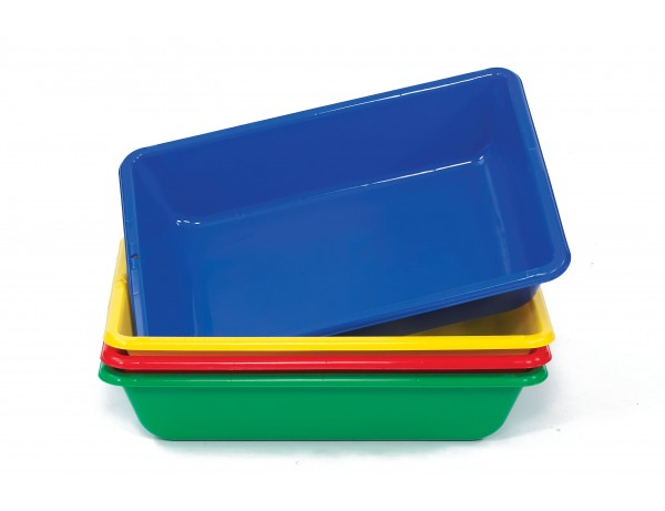 Sand & Water Trays (set of 4 colours)