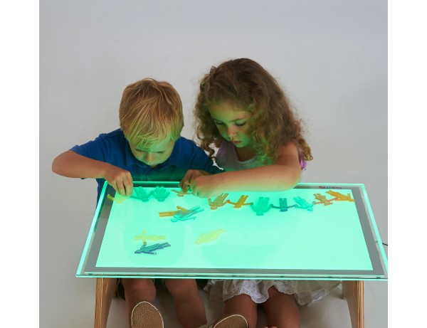 COLOUR CHANGING LIGHT PANEL - A2