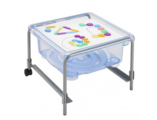 Sensory Station Crystal Activity Tray And 58cm  Stand (3 - 8 Years)