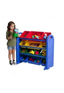 4 Tier Plastic Storage Organizer - €99