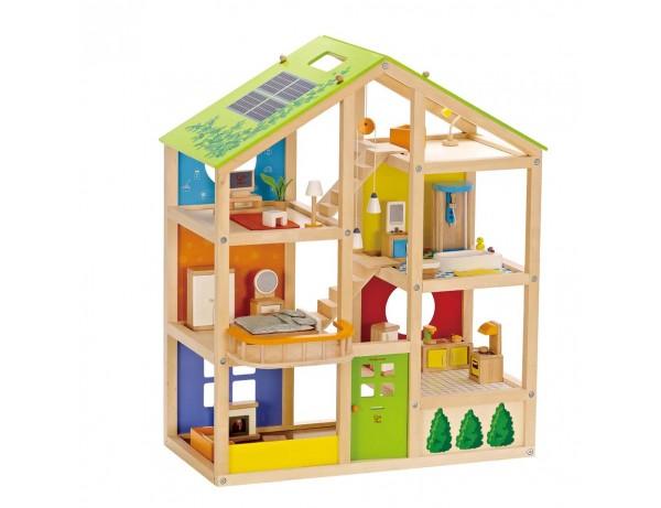 All Season Dolls House (furnished)