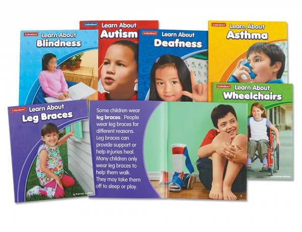 Differing Abilities Book Set