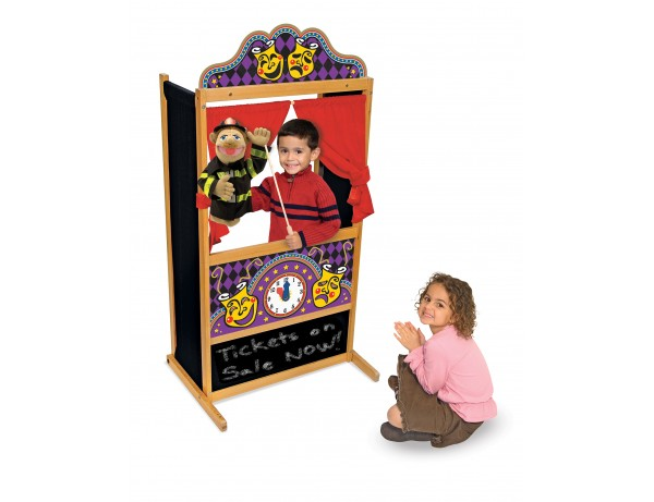 Deluxe Puppet Theatre