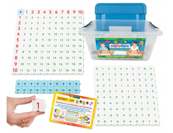 Mathsphun Addition and Subtraction Set