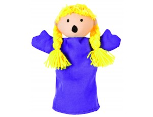 Emotions Puppet (Set of 6)