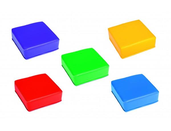 Set of 5 Colour Cushions
