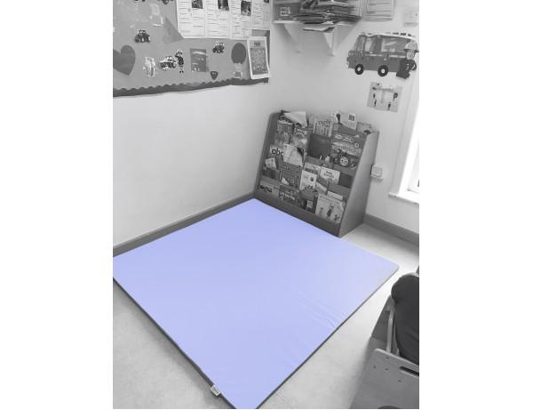Play Mat Blue 140x140x2 cm