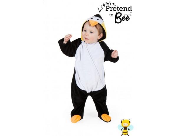 Baby Penguin Onesie  - 12 - 18 months