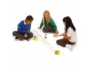 Bee-Bot® and Blue-Bot® Number Line Mat