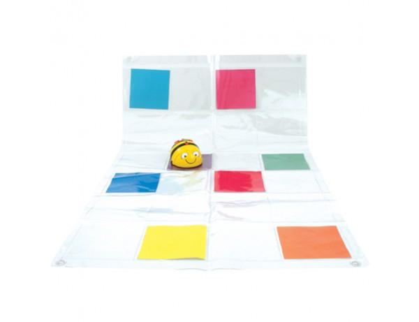 Bee-Bot® and Blue-Bot® Transparent Pocket Mat