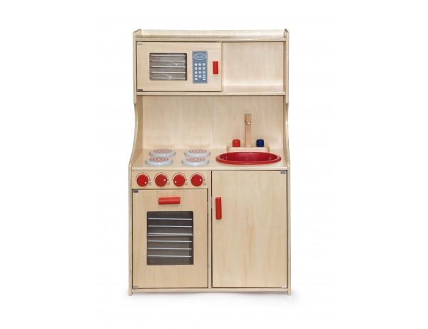 Natural Modern Kitchen (3Y+)