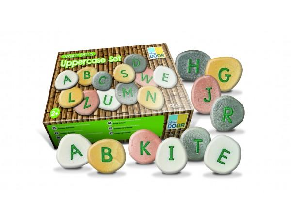 Alphabet Pebbles - Upper Case